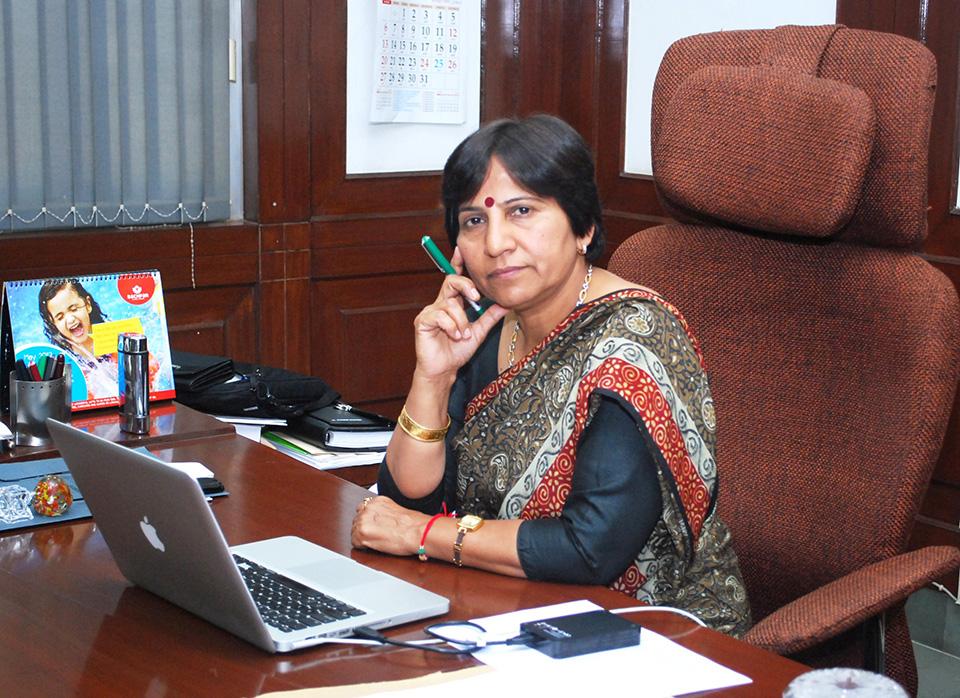 MD of JCDV Dr.Shamim-Sharma
