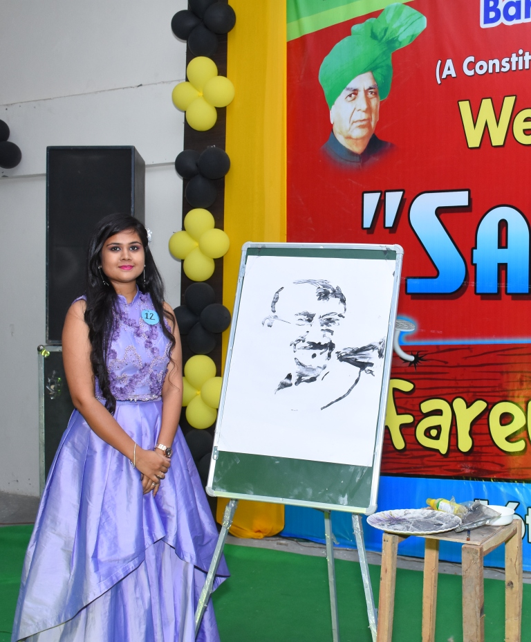 Farewell Party - JCDM Engineering College (1)
