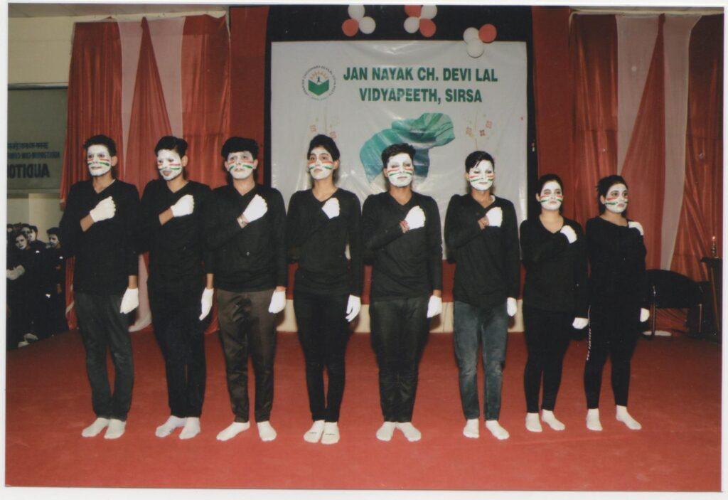 Talent Hunt - JCDM Enginerring College (1)